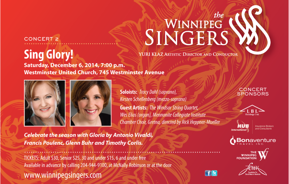 The Winnipeg Singers